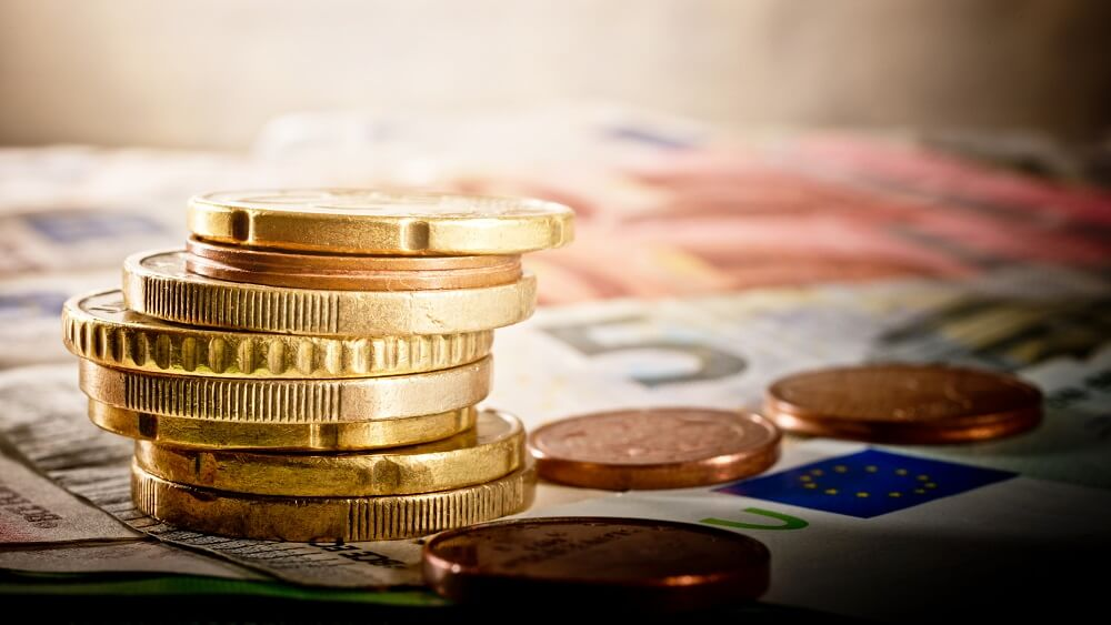euro, payment