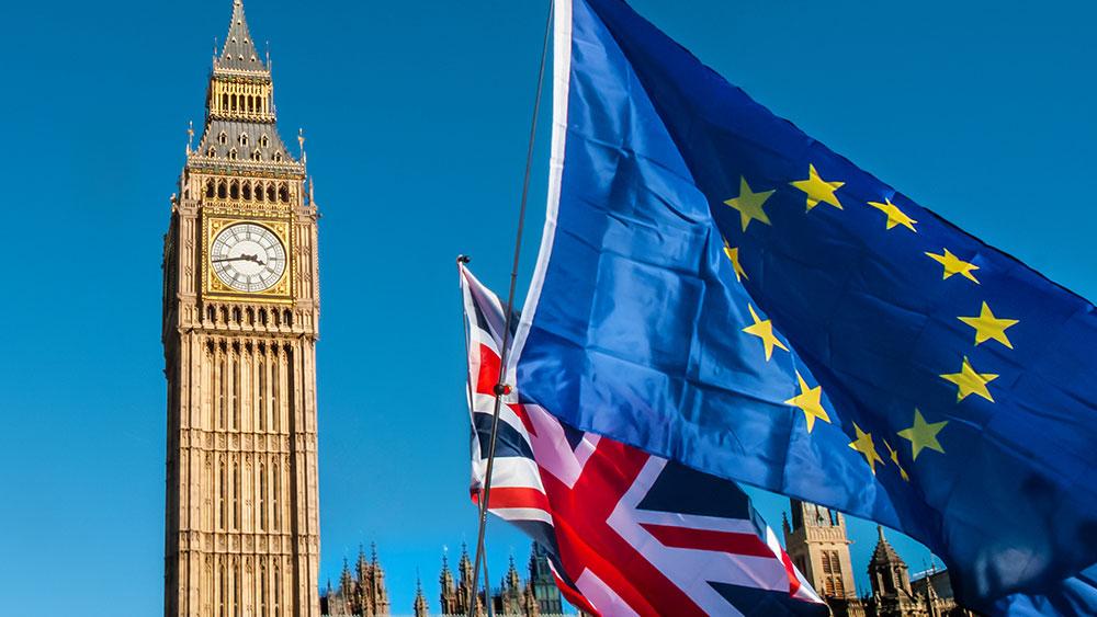UK Parliament vote