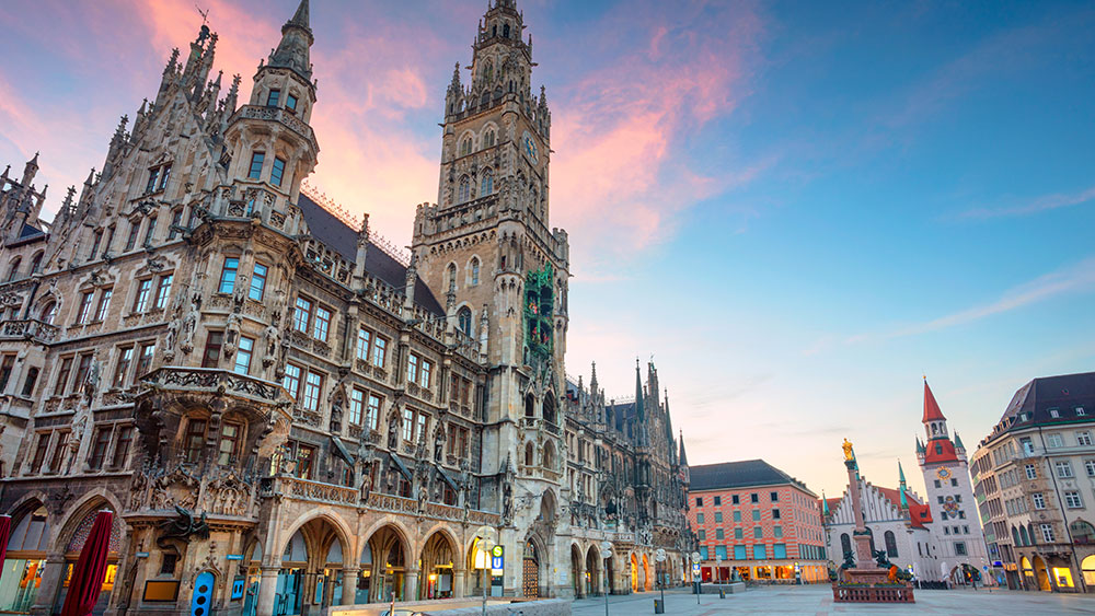 Must see places in Germany