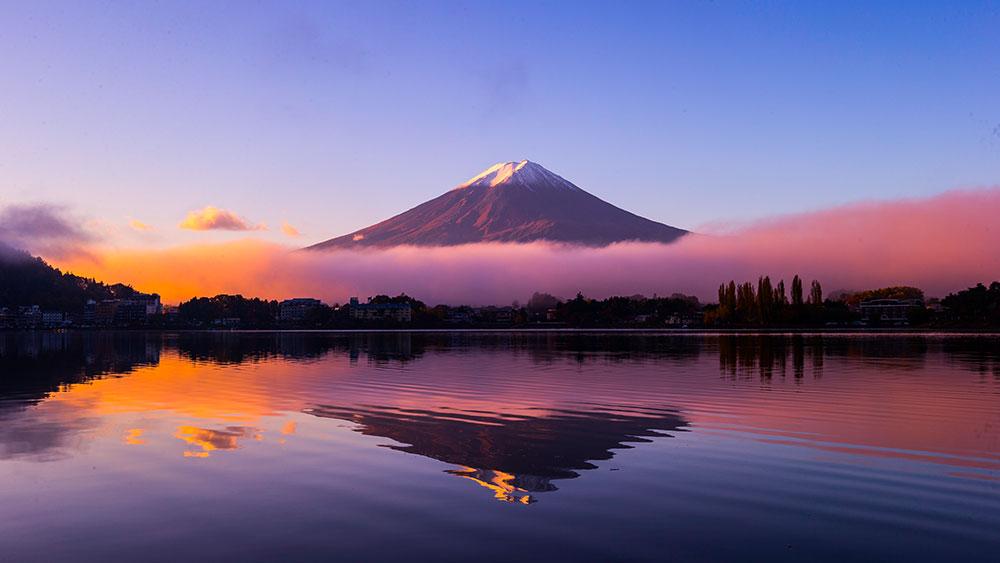 Explore beautiful Japan
