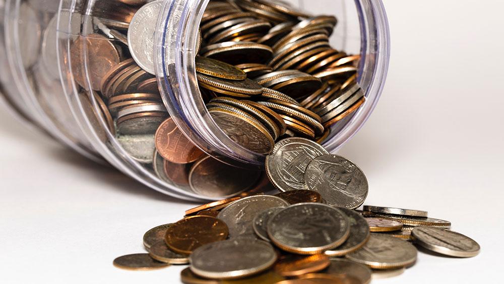 Using cash no longer the norm