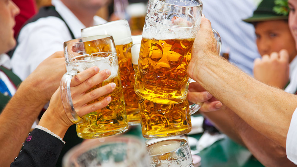 When and what is Oktoberfest