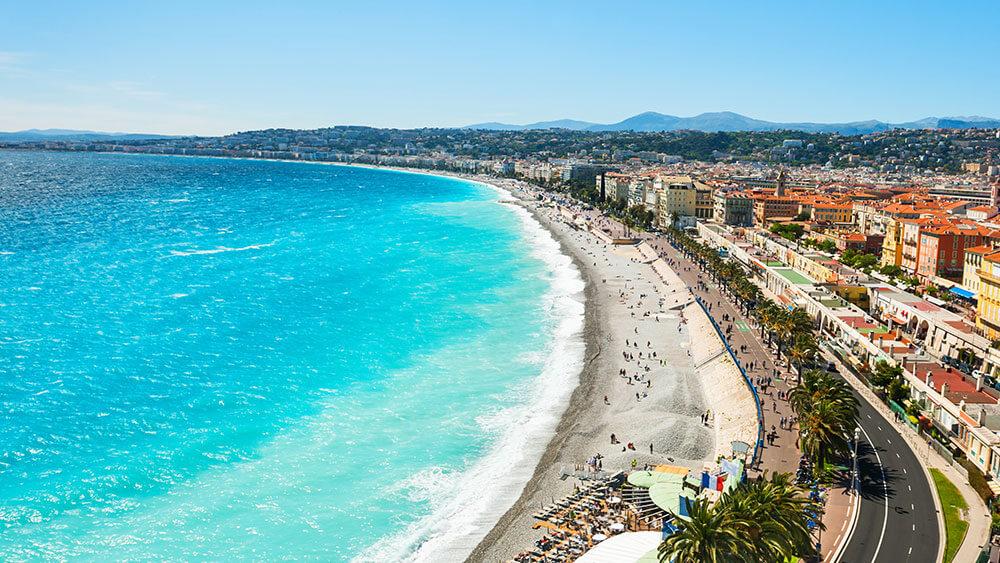 French beach