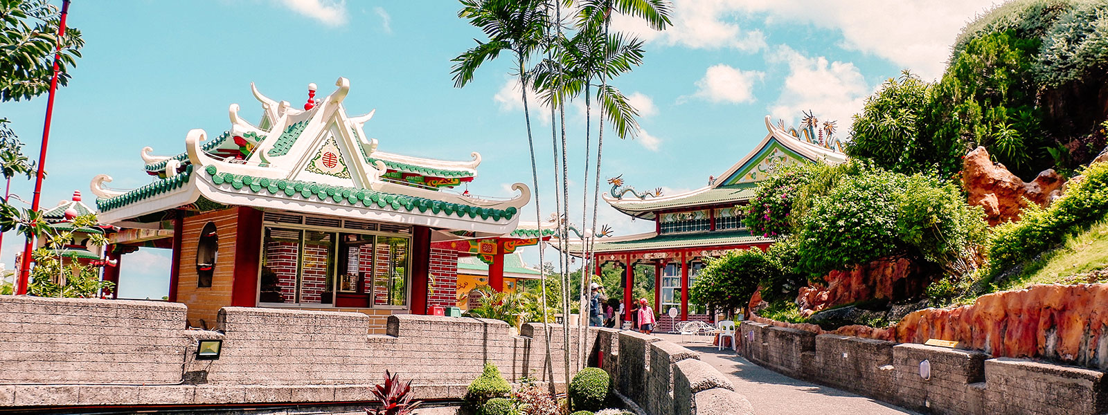 Temple in the Philippines