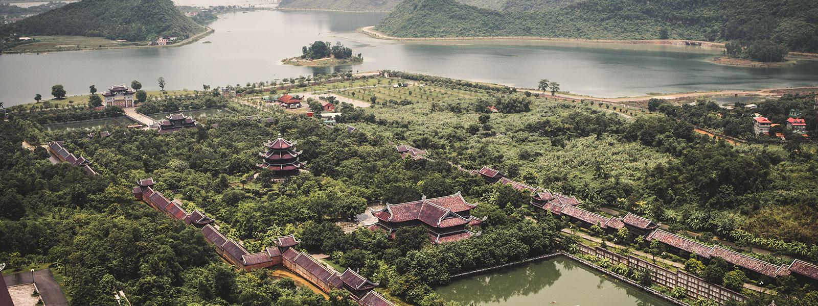 City in Vietnam