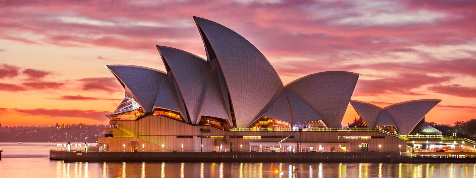Studying overseas in Australia