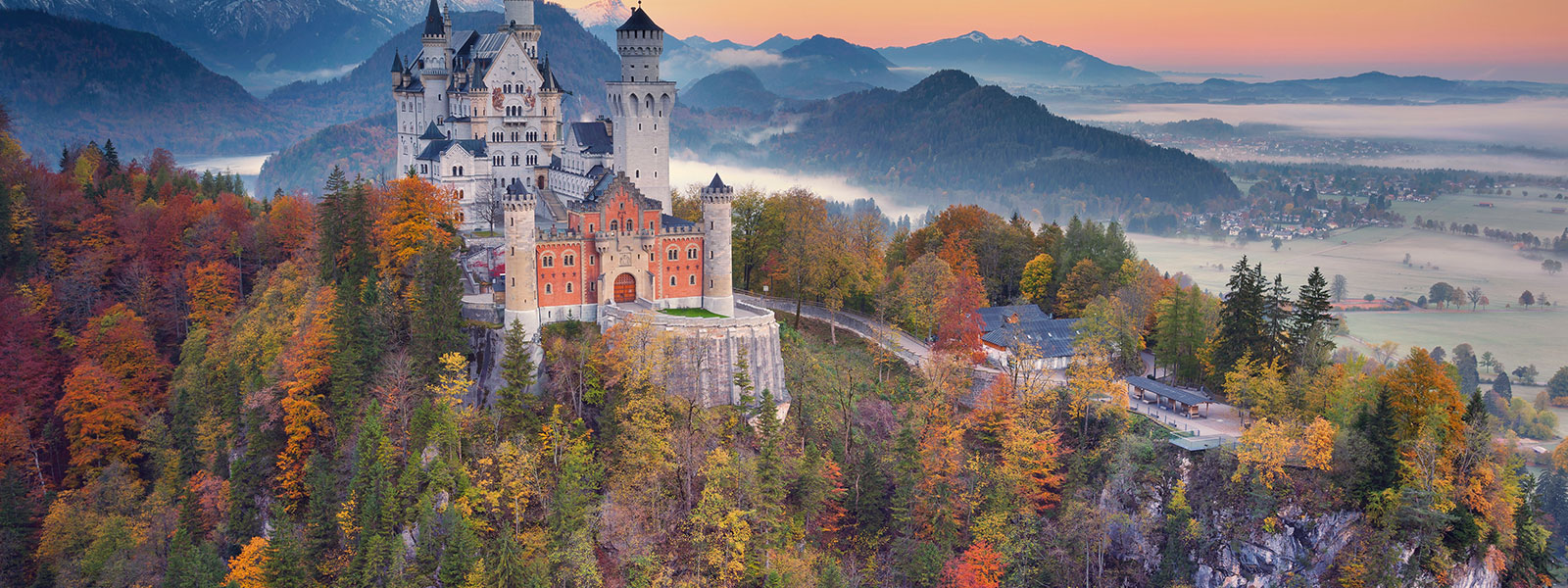 Sights to see in Germany