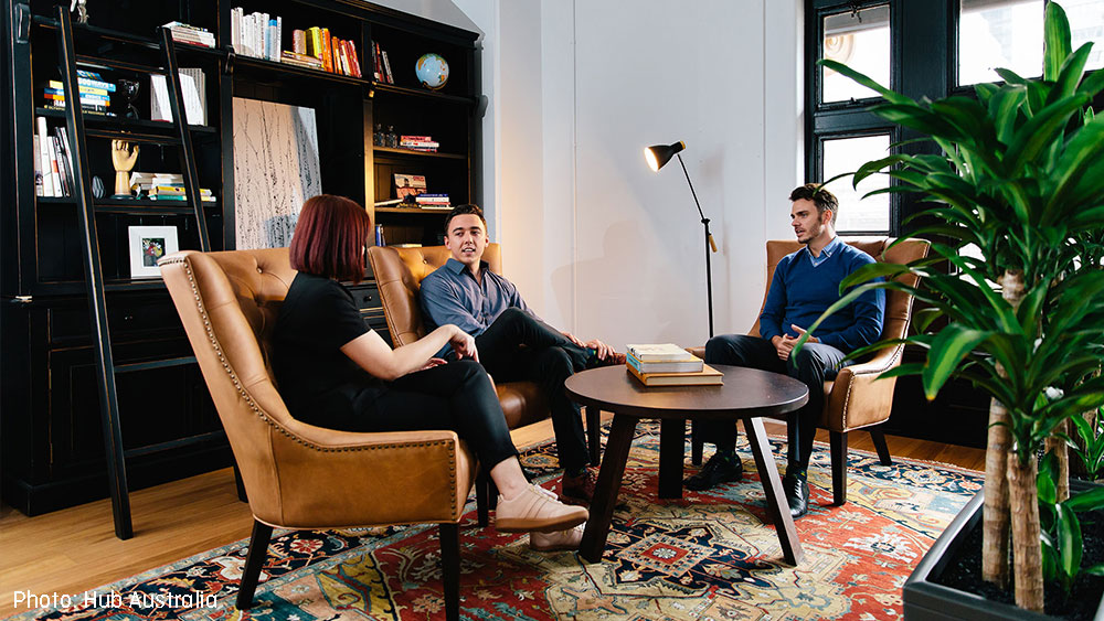Coworking is changing how businesses create workspaces