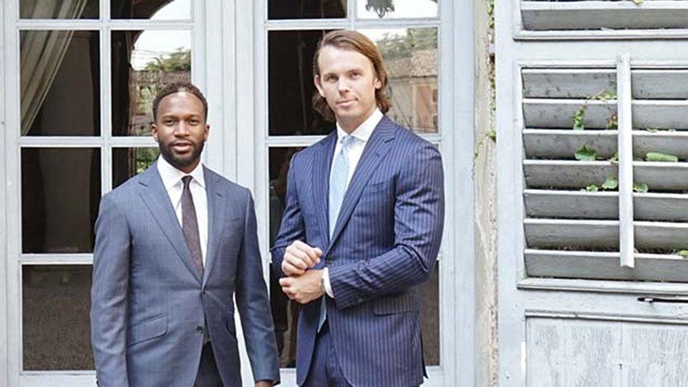 Benjamin Siggers Suits